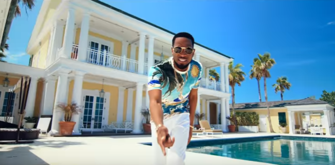 VIDEO : D'Banj – BE WITH YOU