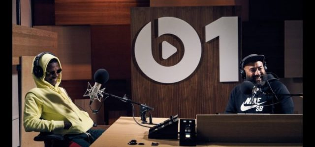 VIDEO : WIZKID AND EBRO DARDEN ON BEATS 1