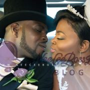 PHOTOS: Wedding Photos of JJCSkillz and Funke Akindele-Bello