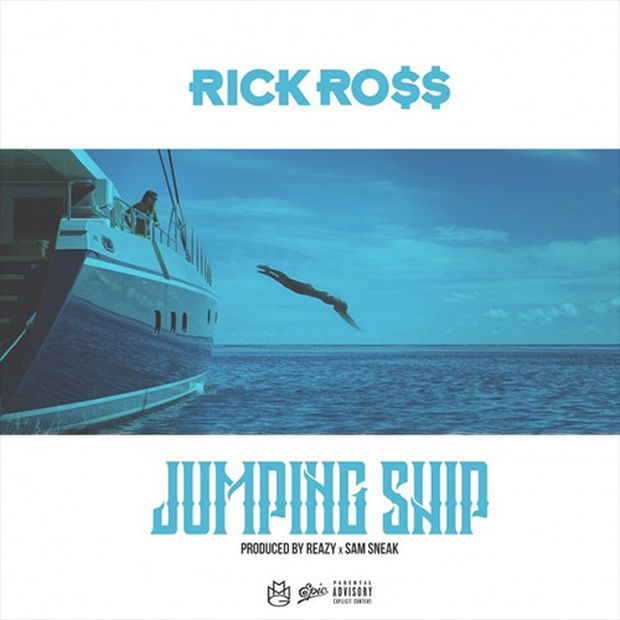 Music:Rick Ross – Jumping Ship