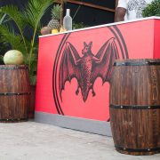 BACARDI HEATS UP PARTY SEASON AT WIZ ON THE BEACH CONCERT