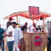 PHOTOS : BACARDI HEATS UP PARTY SEASON AT WIZ ON THE BEACH CONCERT