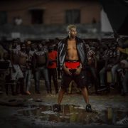 Nigerian Rapper,  Reminisce Goes Topless In New Photos